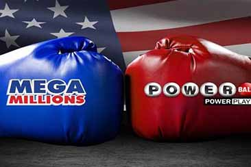 PowerBall and US Mega Millions Battle – $800 MILLION