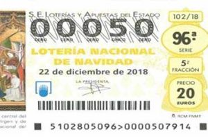 Largest Lottery in the World – Spanish Christmas Lottery €2.38 BILLION